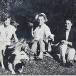 Noetzie Picnic at the Riverside 1926